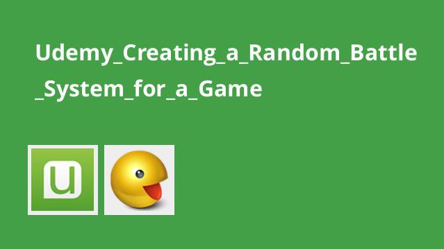ساخت سیستم جنگ تصادفی برای بازی های Game Maker Studio