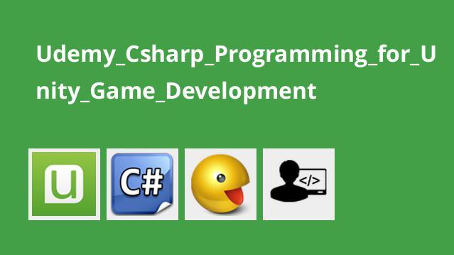 برنامه نویسی سی شارپ برای توسعه بازی در Unity