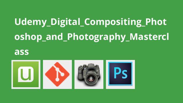 آموزش عکاسی و فتوشاپ کامپوزیتی دیجیتال