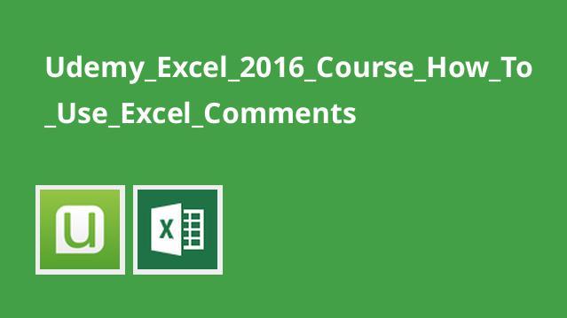 آموزش Excel 2016 – استفاده از Comment در Excel