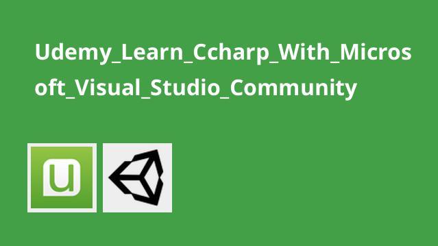 آموزش #C با Microsoft Visual Studio Community