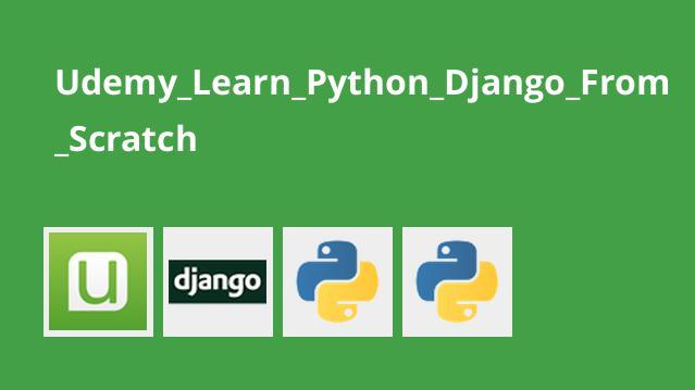 آموزش Python Django