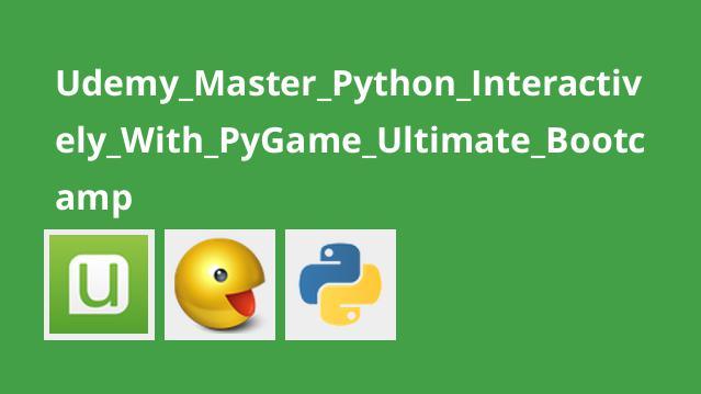 آموزش توسعه بازی با پایتون به وسیله PyGame