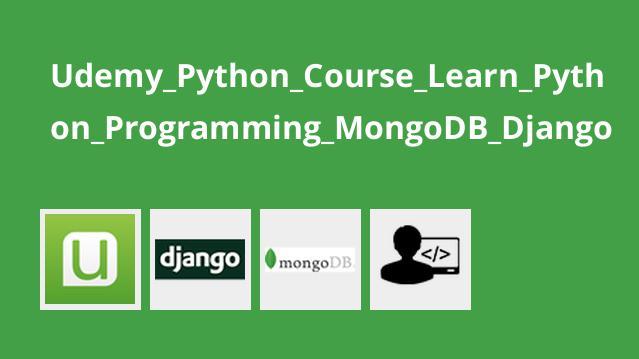 آموزش کامل Python همراه با MongoDB و Django