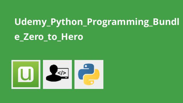 آموزش برنامه نویسی Python از مقدماتی تا پیشرفته