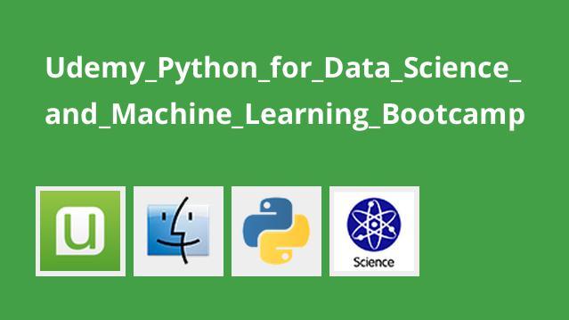 آموزش کامل پایتون برای علم داده و یادگیری ماشینی