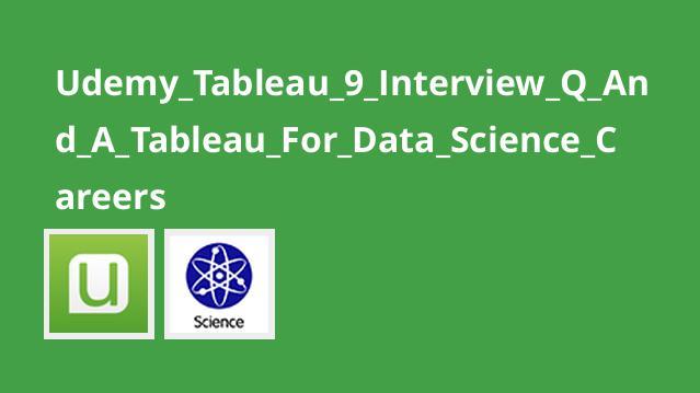 علوم داده و Tableau