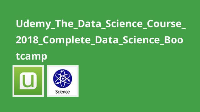 دوره کامل علم داده2018