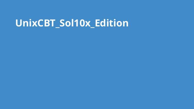 دوره Sol10x Edition