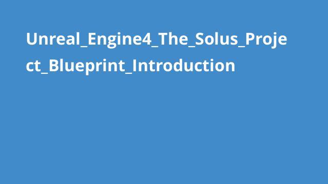 آموزش موتور بازی سازی Unreal Engine 4