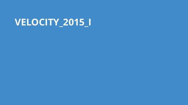 دانلود کنفرانس VELOCITY 2015