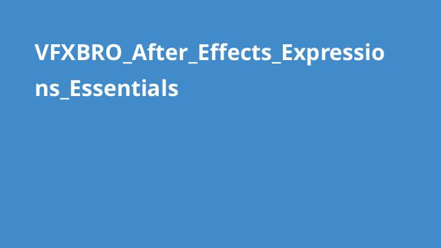 دوره After Effects Expressions Essentials