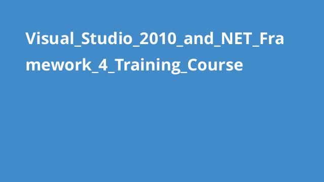 دانلود فیلم آموزش Visual Studio 2010