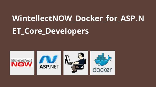آموزشDocker برای توسعه دهندگانASP.NET Core