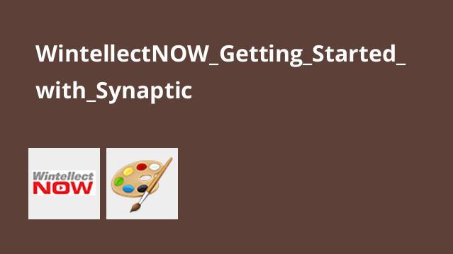 آموزش شروع کار باSynaptic