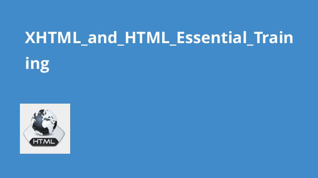 XHTML_and_HTML_Essential_Training