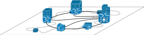 آموزش شبکه همپوشان