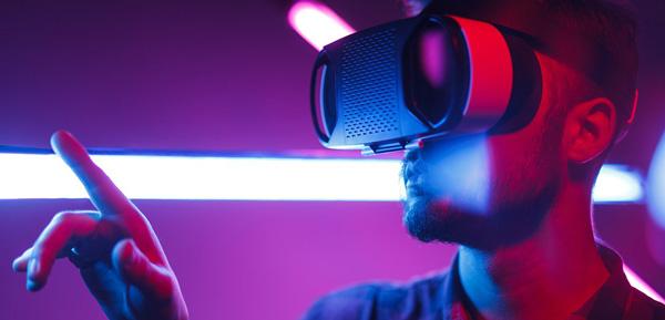 کاربرد واقعیت مجازی