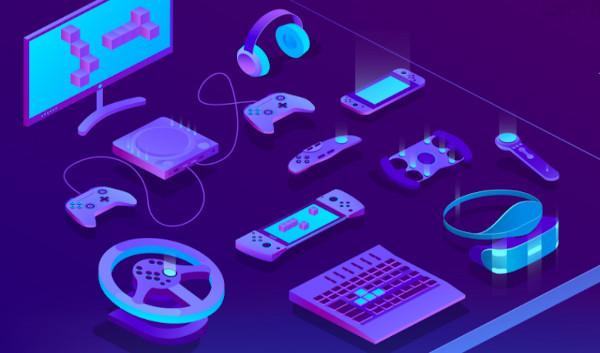تکنولوژی های ساخت بازی